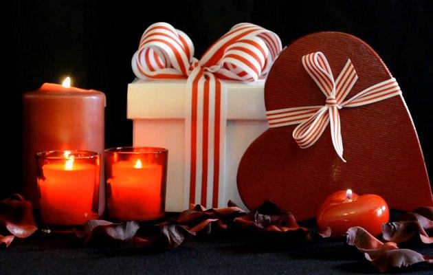 Список из 101 идеи подарков на День Влюбленных