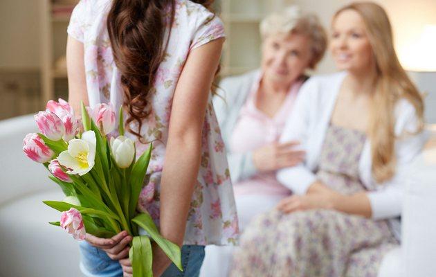 Коллекция из 100 идей подарков маме на 8 Марта