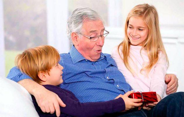Что можно подарить дедушке на 85 лет?