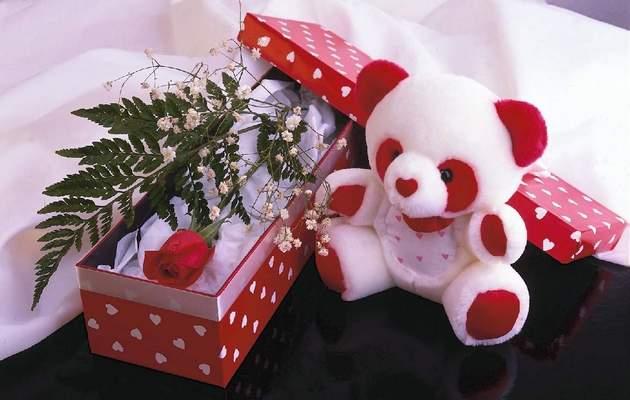Романтичный подарок девушке, любимой 13