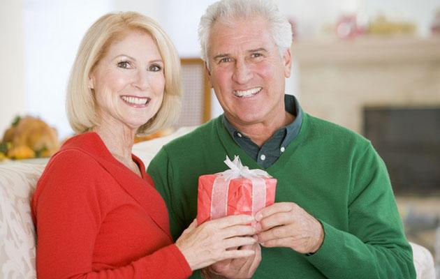 Что подарили друзья и родители