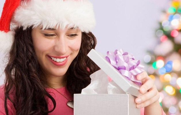 Что подарит жене на новой год